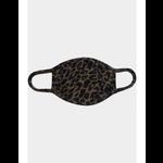 Coin 1804 Cozy Mask Animal Print Brown