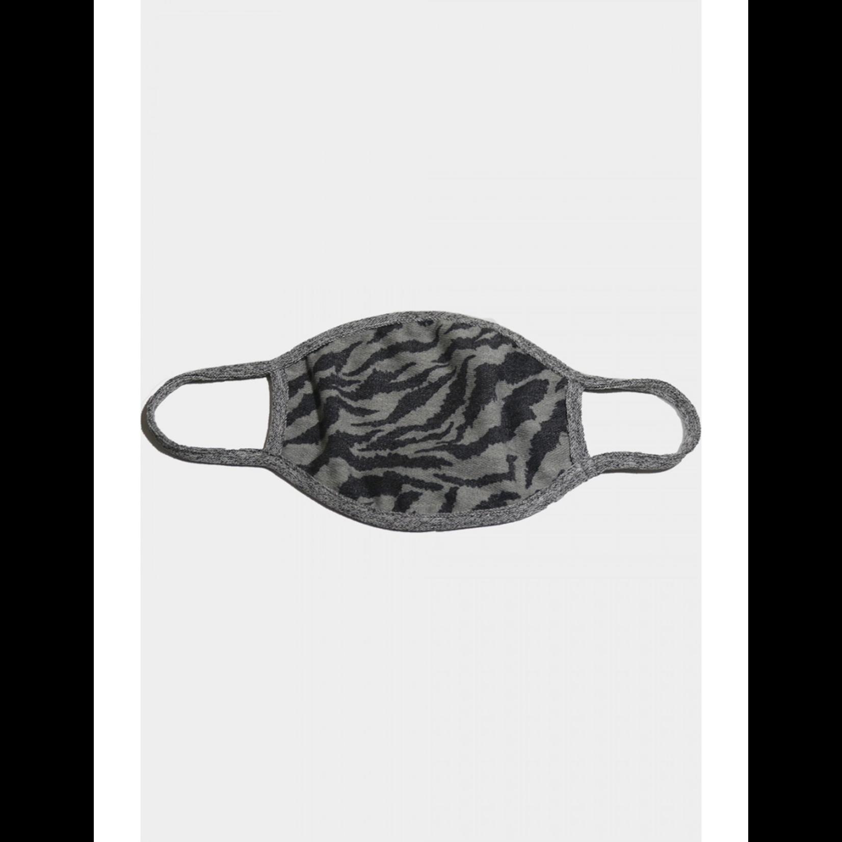 Coin 1804 Cozy Mask Zebra