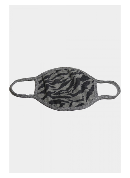 Coin 1804 Cozy Mask Zebra