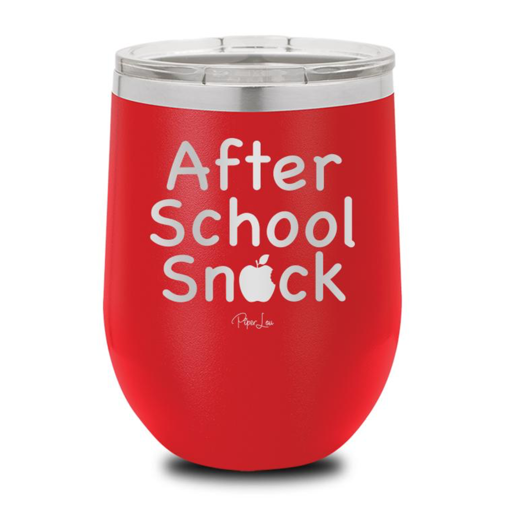 Piper Lou After School Snack Wine Cup, sale item, Was $29.99