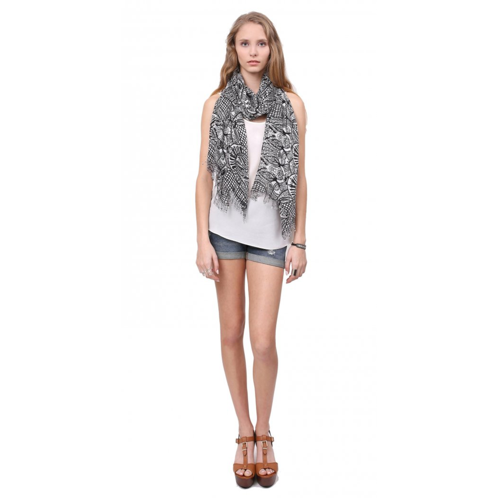 Gentle Fawn Gentle Fawn Indiana Scarf