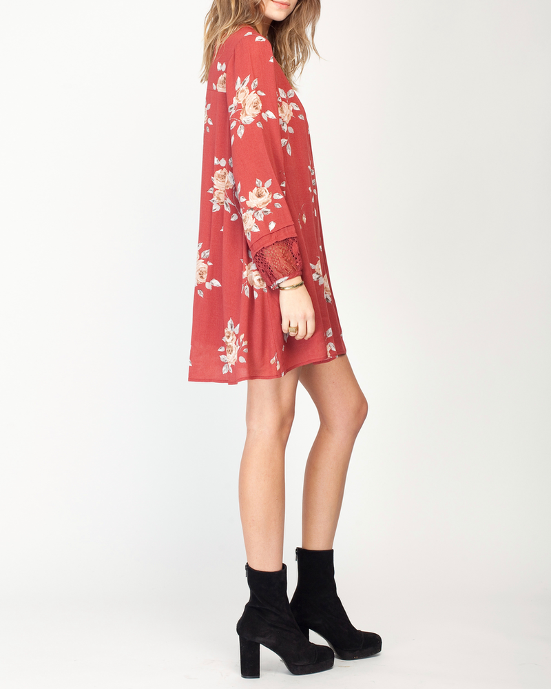 Gentle Fawn Gentle Fawn Floral Utopia Dress