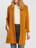 Gentle Fawn Open Cardi Sweater with Pockets - P-7897
