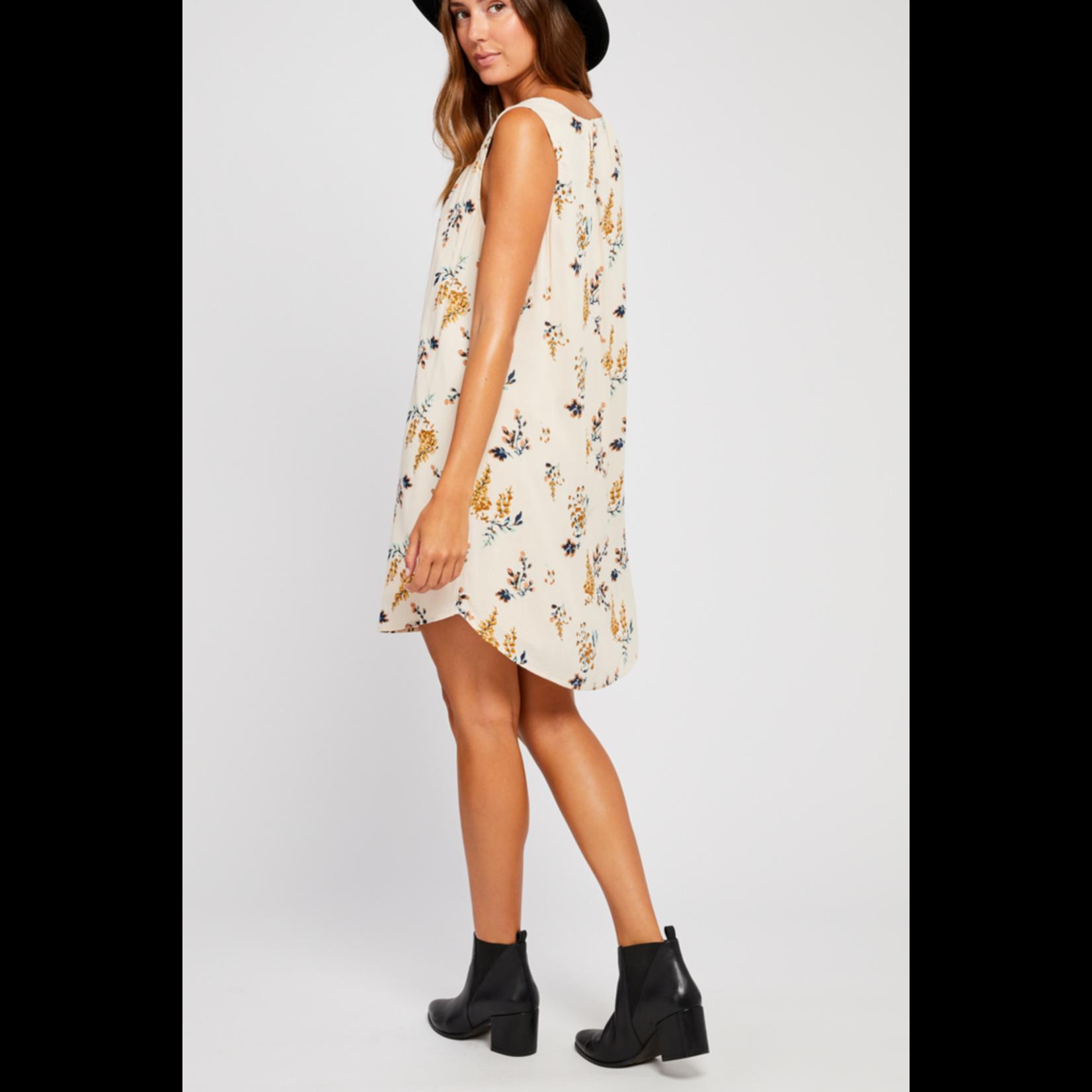 Gentle Fawn Printed flowy dress