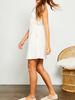 Gentle Fawn Linen Blend Wrap Dress, sale item, Was $59