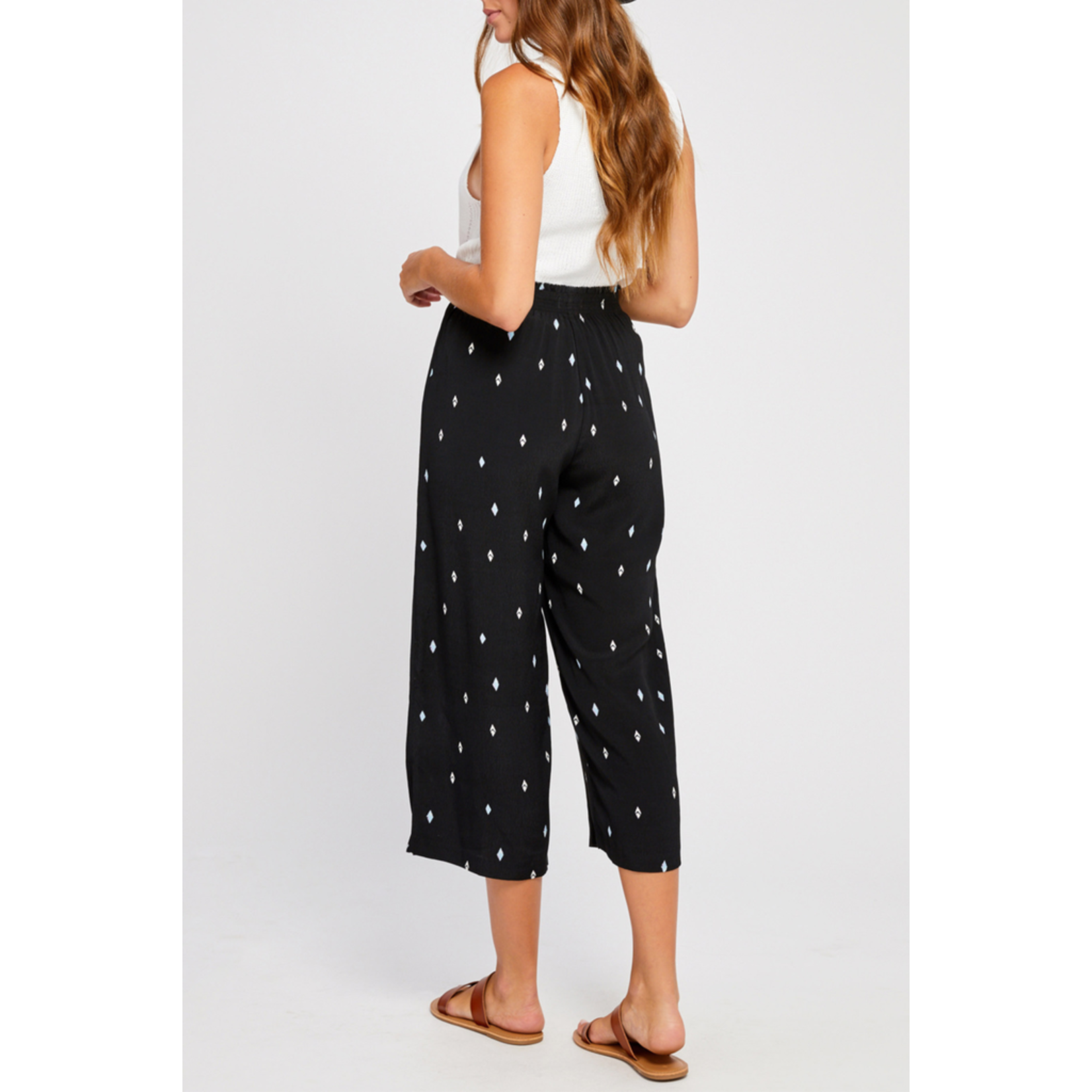 Gentle Fawn Flowy Cropped Pant