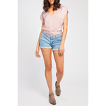 Gentle Fawn Back cut out blouse, sale item, Was $63