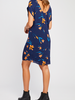 Gentle Fawn Navy Floral Dress