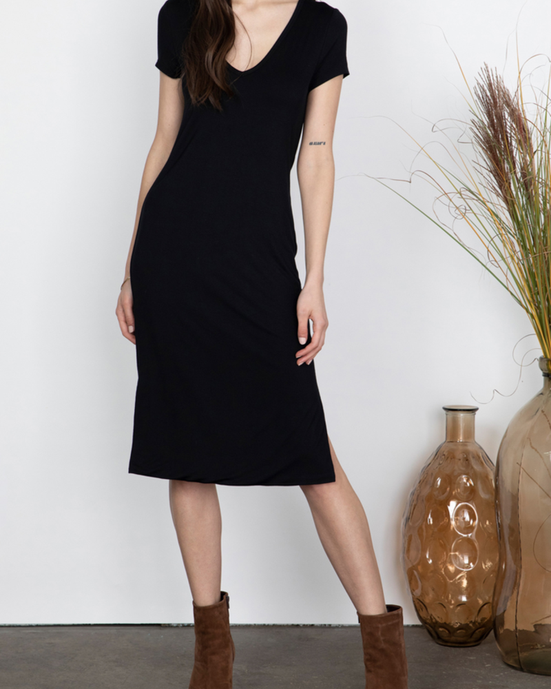 Gentle Fawn Soft midi dress