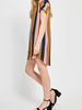 Gentle Fawn Wide Stripe dress, sale item, Was $100