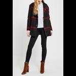 Gentle Fawn Classic plaid coat