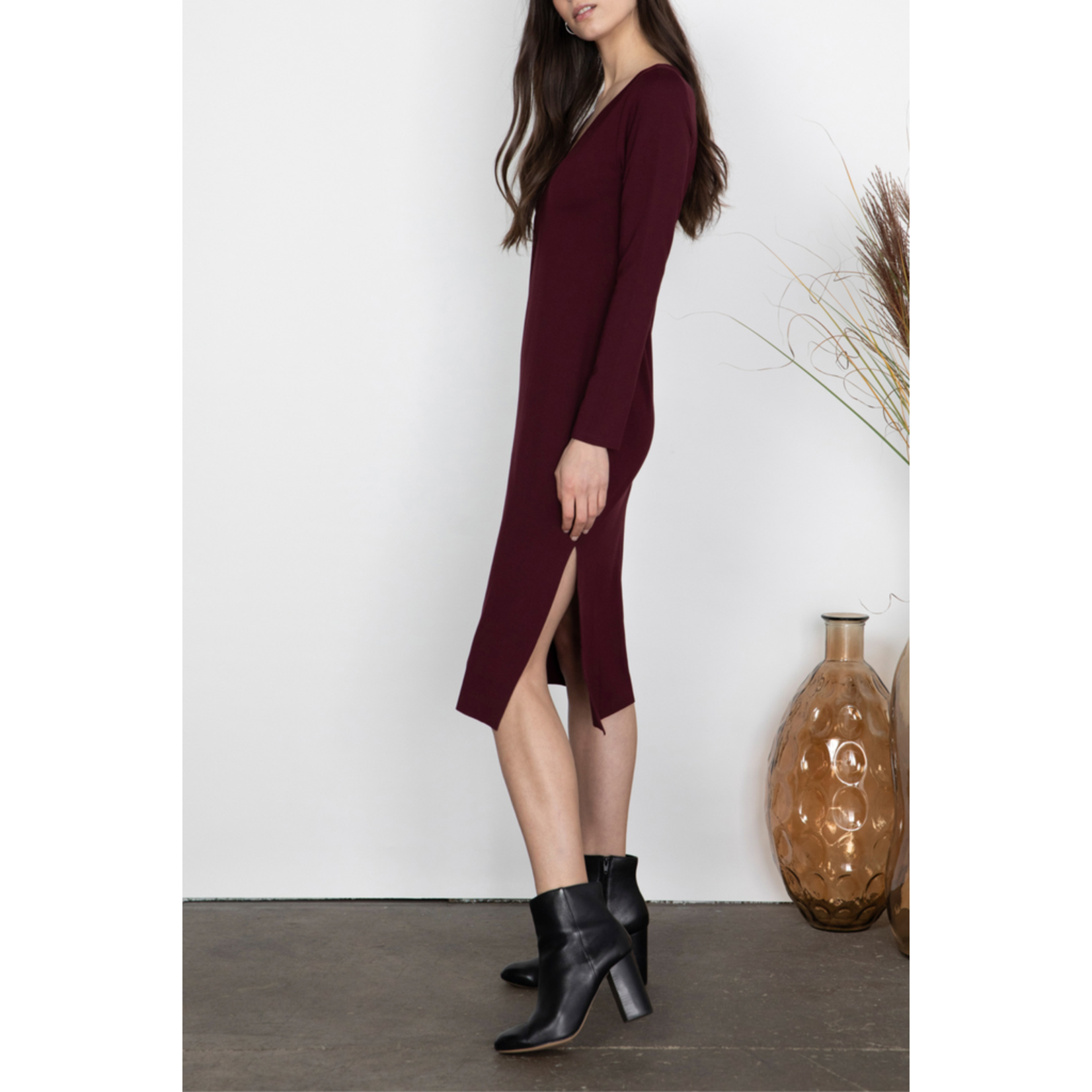 Gentle Fawn Long Sleeve Dress