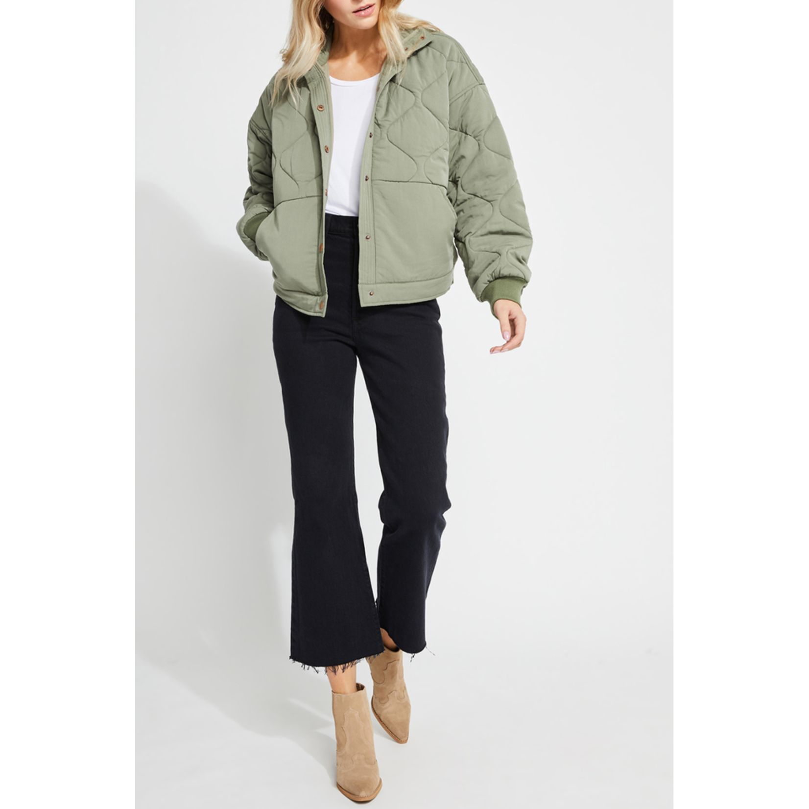 Gentle Fawn Quilted jacket