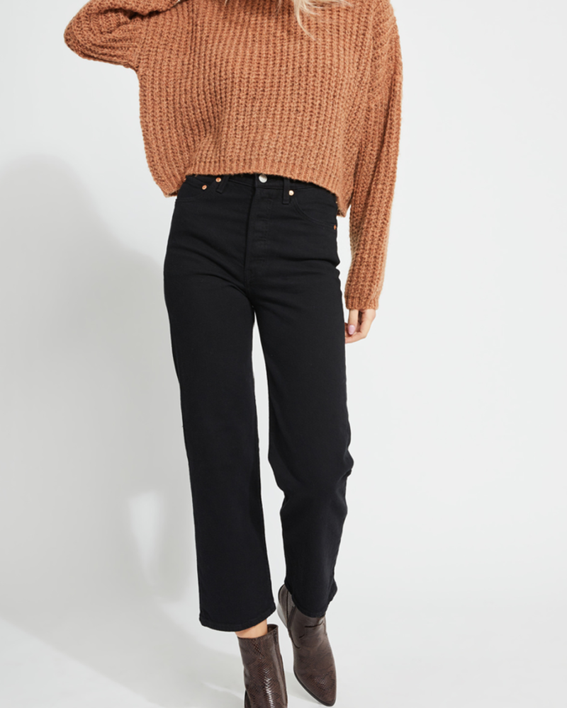 Gentle Fawn Soft cropped sweater