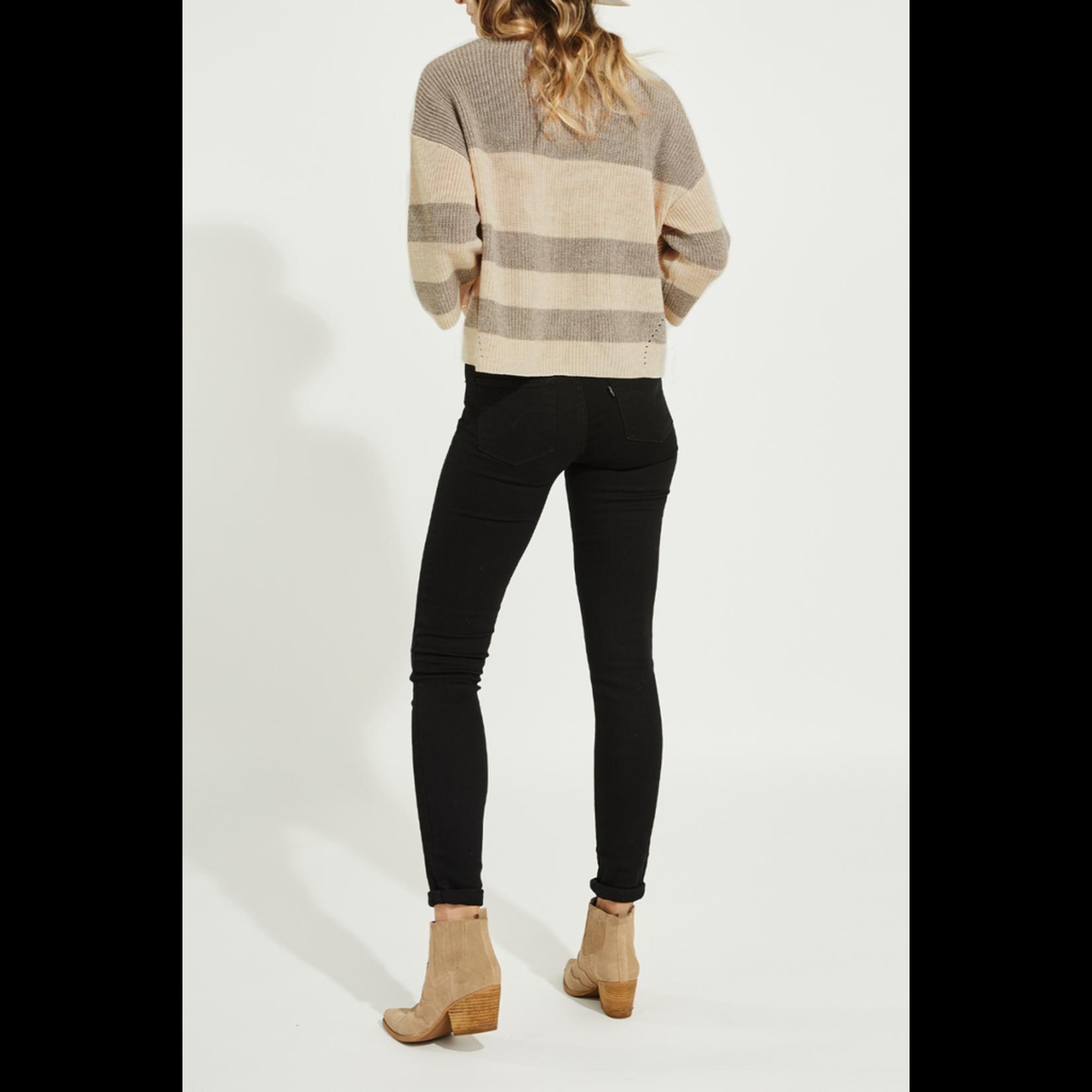 Gentle Fawn Three quarter sleeve sweater