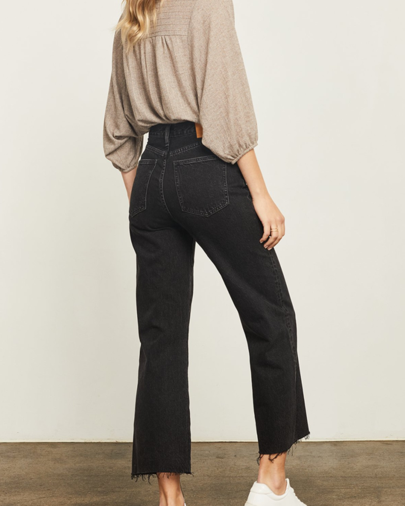 Gentle Fawn Ribbed knit top