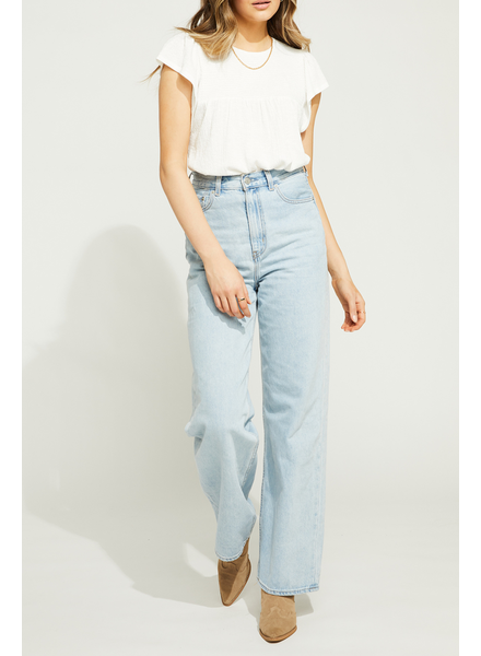 Gentle Fawn Textured knit top