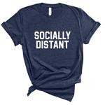 Type A Tees Socially Distant Tee