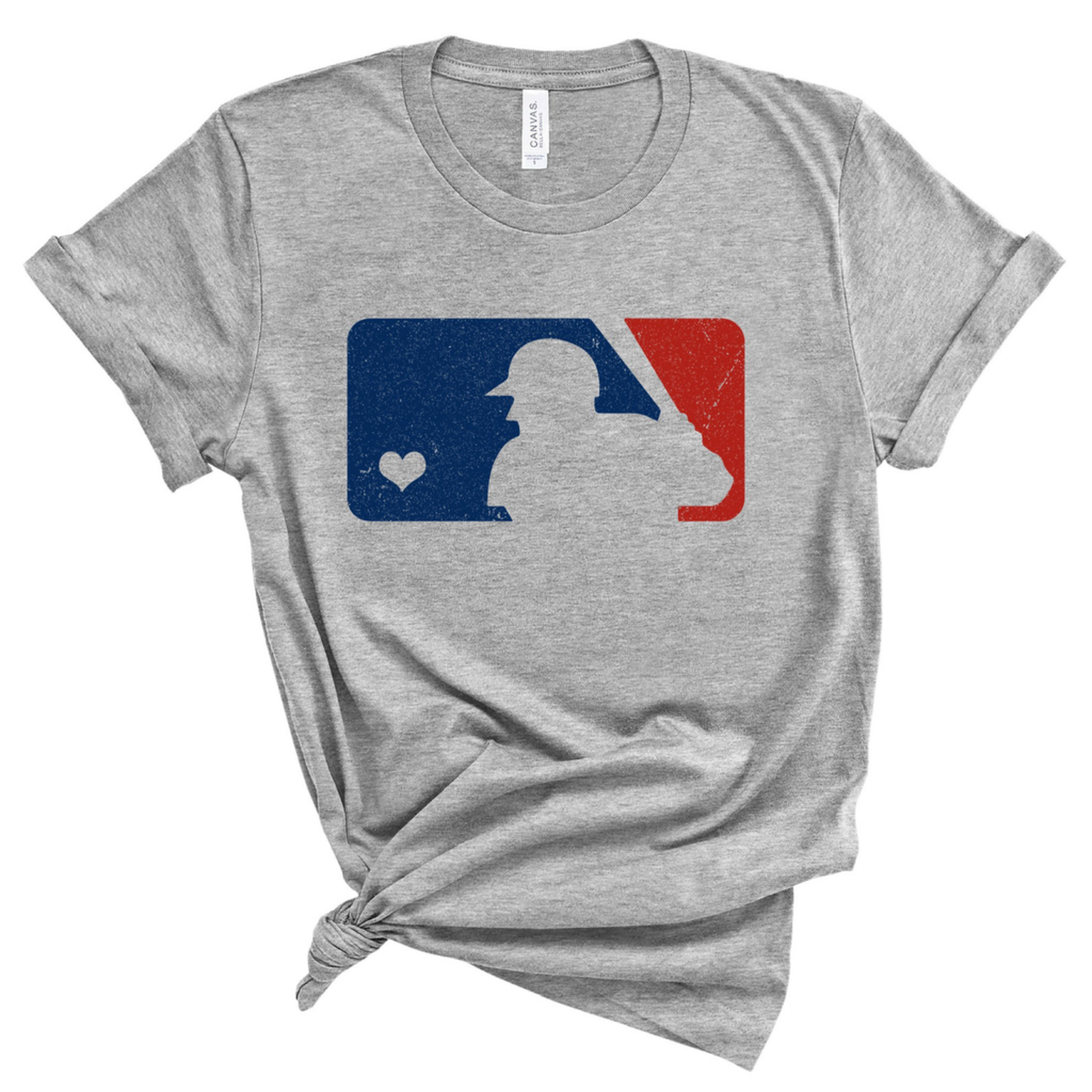 Type A Tees Baseball Love Tee