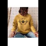 Type A Tees Let it Bee Sweatshirt