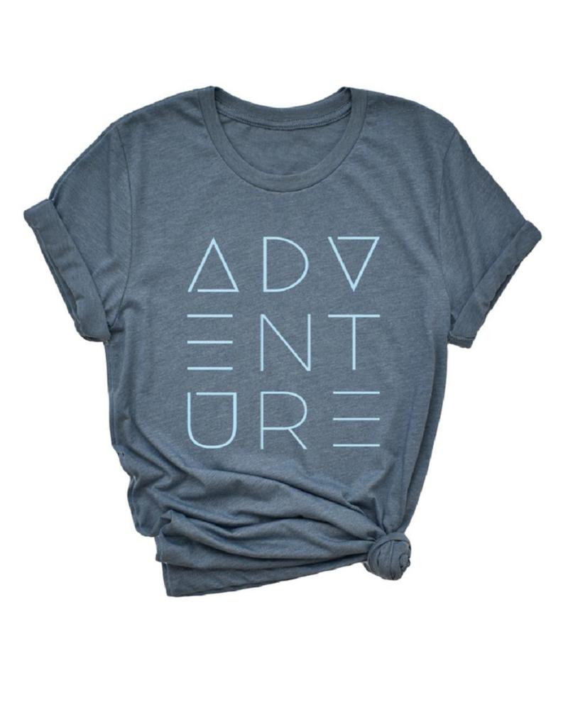 Type A Tees Adventure Tee