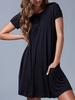 Peach Love CA Peach Love CA Solid Knit Tunic Dress, sale item, Was $48