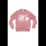 Trend Boutique Crewneck Cincy Girl Sweatshirt