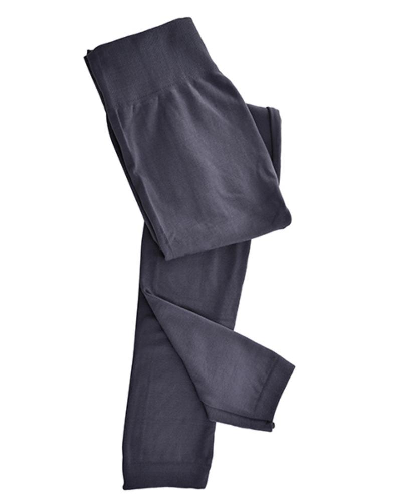 Trend Boutique Trend Fleece Lined Leggings Grey, sale item, Was $22