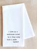 Devenie Designs Madhouse Tea Towel