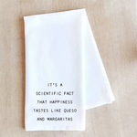 Devenie Designs Happiness Tastes Like Tea Towel