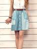 Gentle Fawn Gentle Fawn Frontier Skirt, sale item, Was $80
