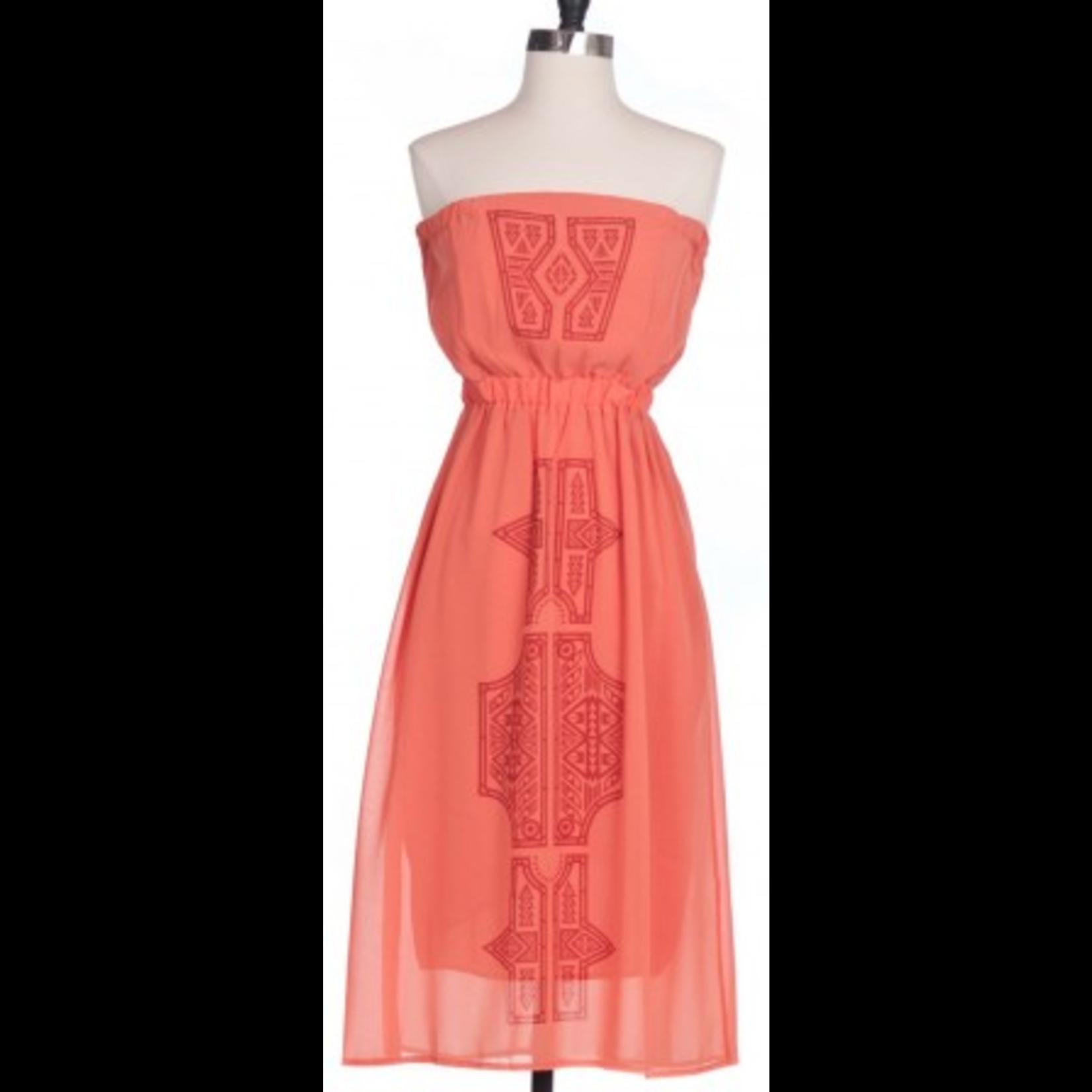 Gentle Fawn Gentle Fawn Fragment Dress, sale item, $69 was $115