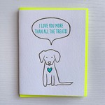 DeLuce Design From Dog Card
