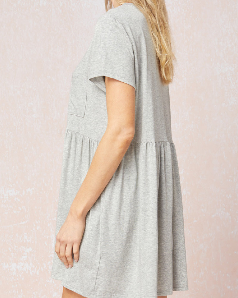Entro Casual babydoll style dress