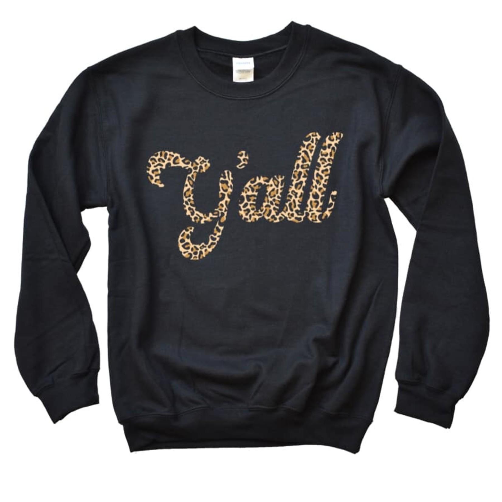 Type A Tees Yall Sweatshirt