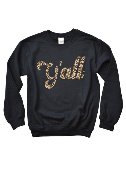 Type A Tees Yall Sweatshirt