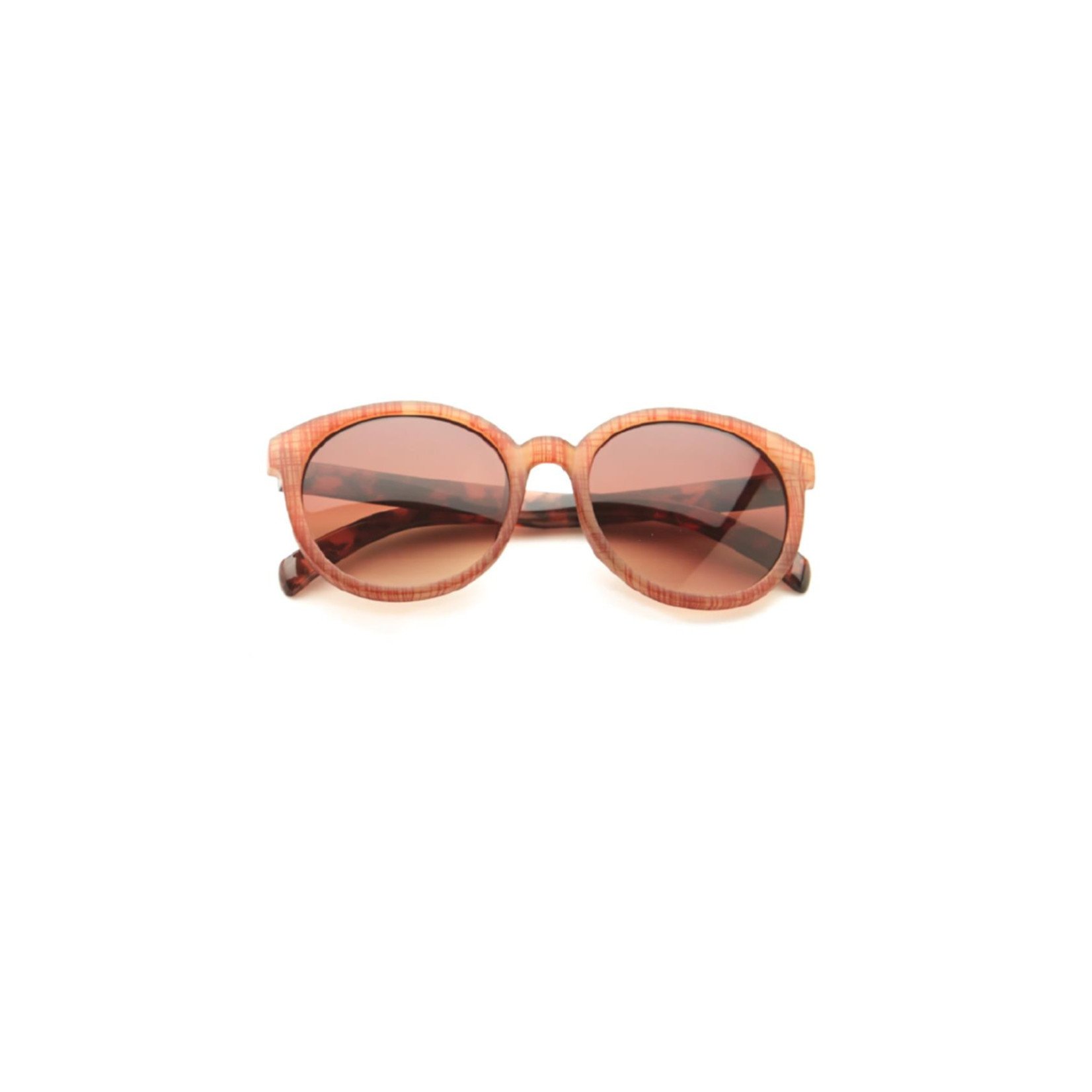 Two's Sunglass with Cork Case