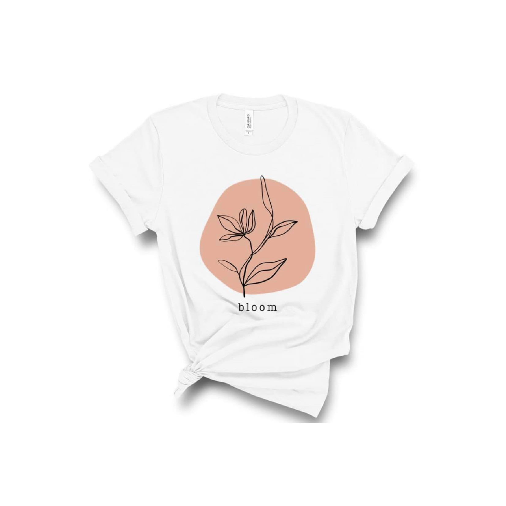 Type A Tees Bloom Tee