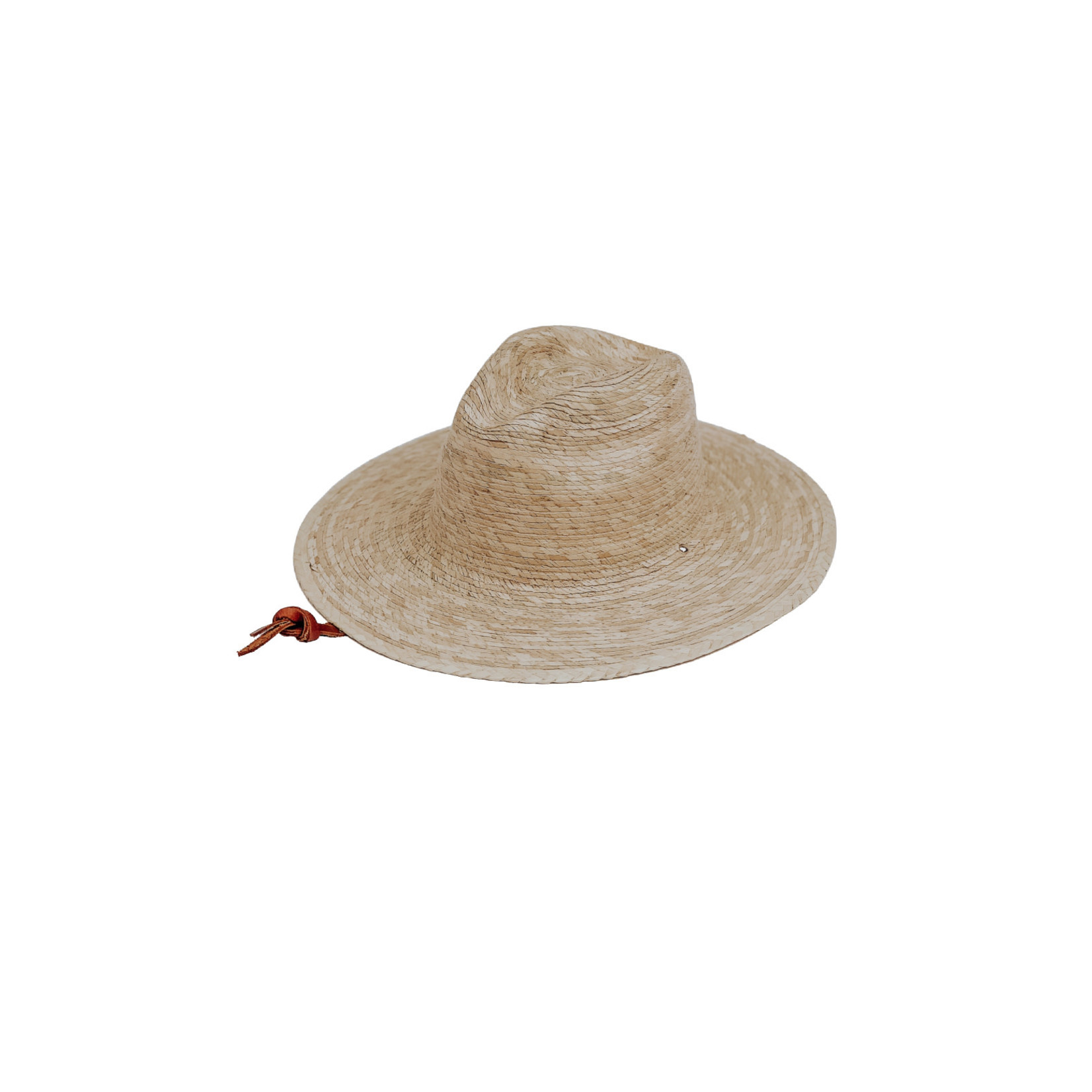 L E A H Straw Fedora Hat