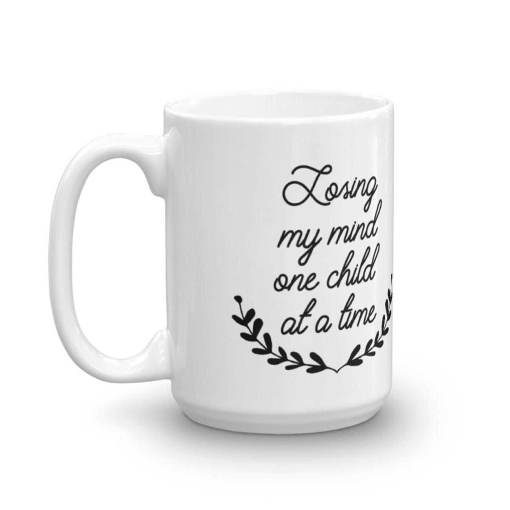 Send Me a Dream Losing My Mind Mug