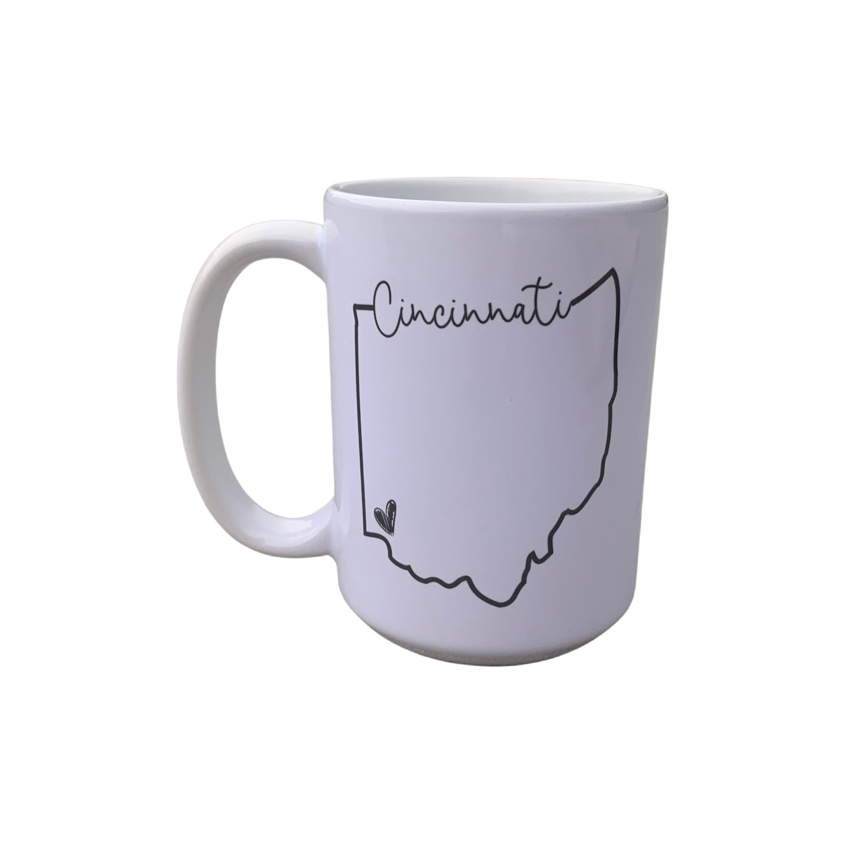 Send Me a Dream Cincinnati Mug