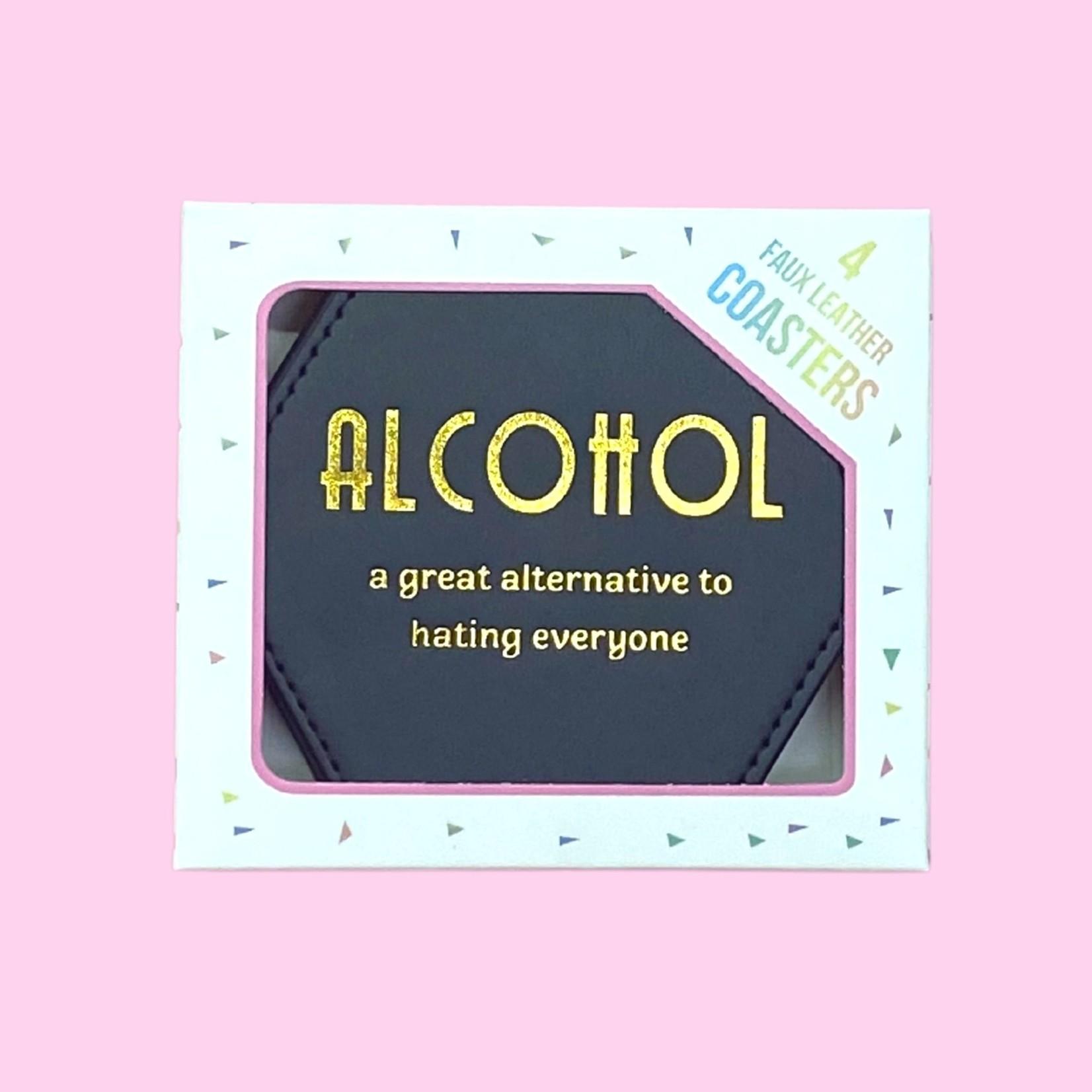 Fun Club Alcohol Coasters