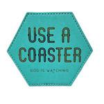 Fun Club Use A Coaster Coaster