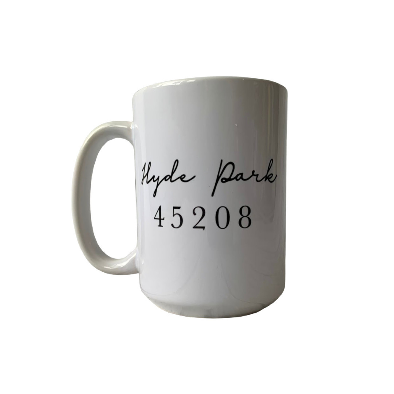 Send Me a Dream Hyde Park Mug