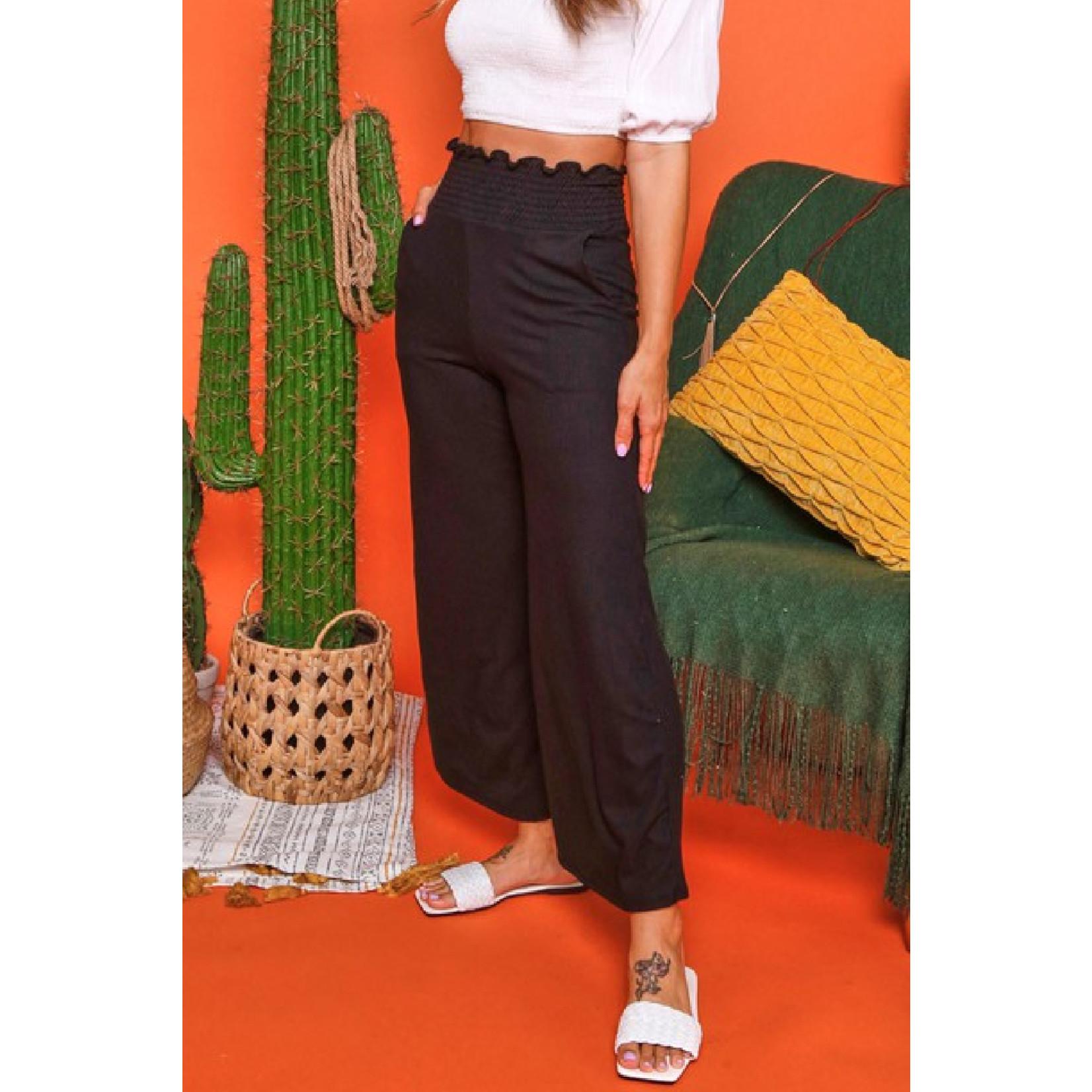 Fantastic Fawn Ribbed Knit Pants