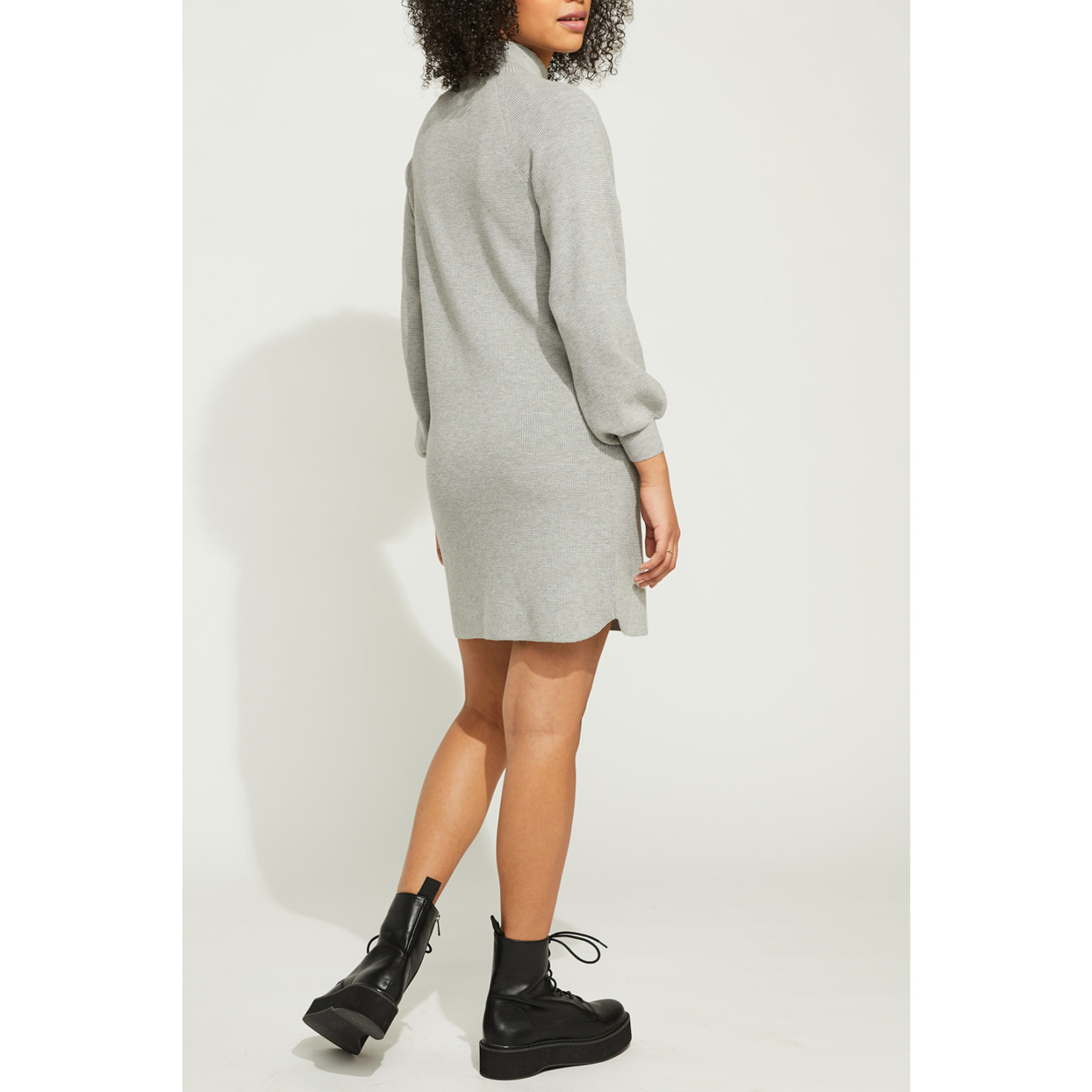 Gentle Fawn Waffled Sweater Dress
