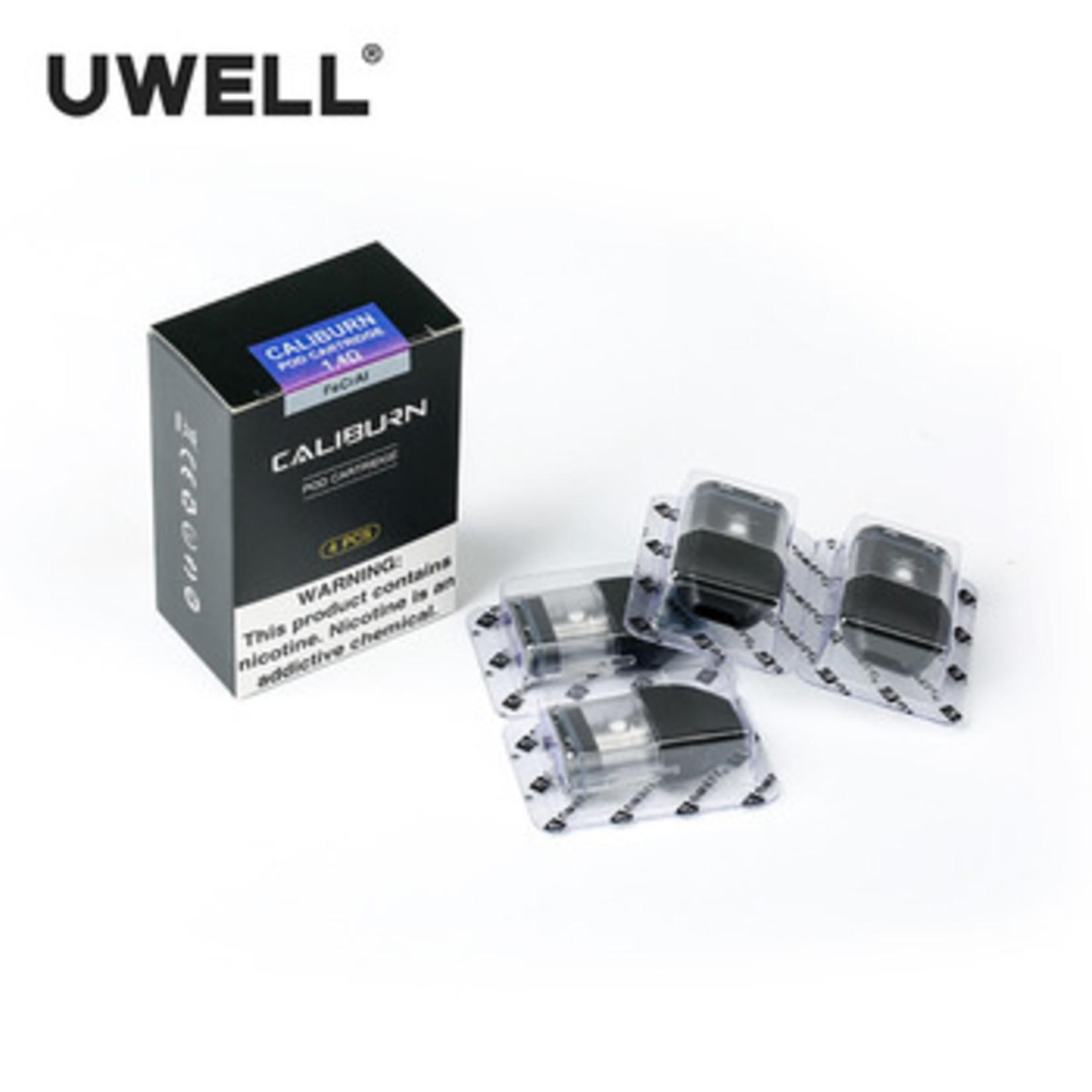 Uwell Caliburn/KoKo Pods 4-Pack