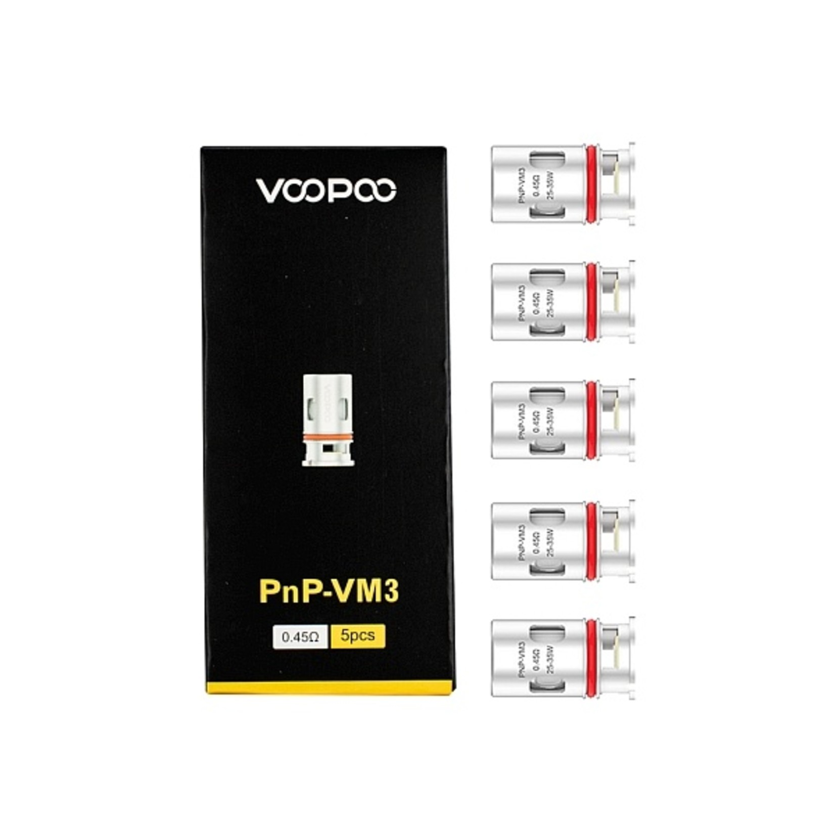 VooPoo Tech PnP Coil