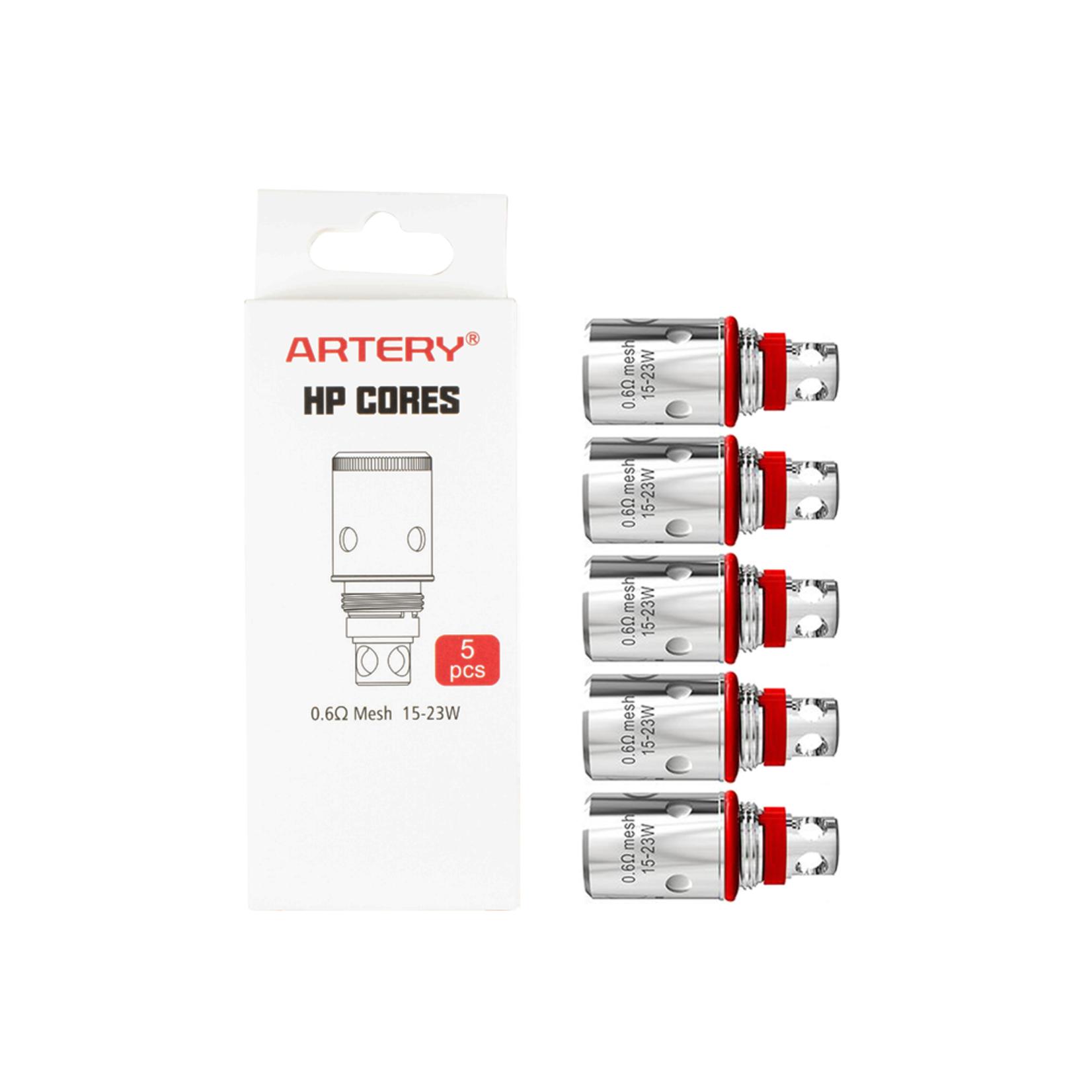 Artery HP Core 0.6 Ohm Mesh Coil