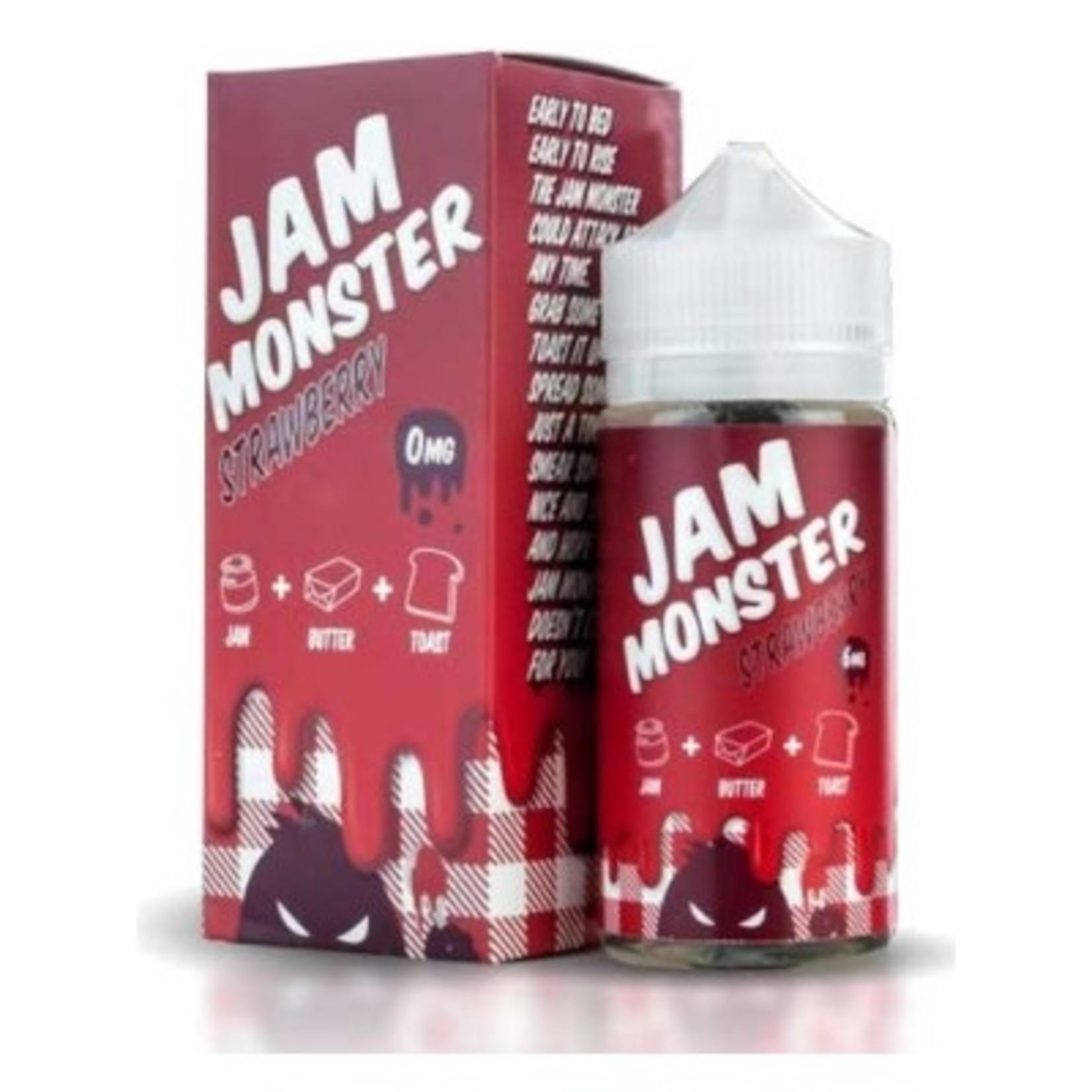 Jam Monster Strawberry Jam Monster